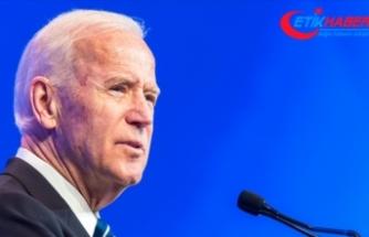 Biden: İran'ın nükleer silahlara sahip olmasına izin veremeyiz