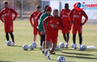 Demir Grup Sivasspor, Villarreal maçı hazırlıklarına başladı