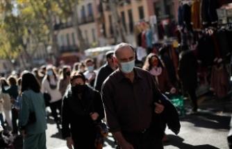 Dünya genelinde Kovid-19 tespit edilen kişi sayısı 64 milyon 195 bini aştı