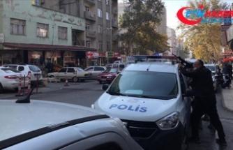 Kahramanmaraş'ta bir polisin şehit olmasına neden olan zanlı yakalandı