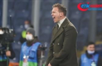 Leipzig Teknik Direktörü Julian Nagelsmann: Bizim için çok önemli bir galibiyet oldu