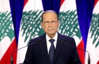 Lübnan Cumhurbaşkanı'ndan ülkesine yardım yapması için uluslararası topluma çağrı