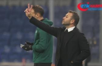Okan Buruk: Avrupa'nın en az gol yiyen takımlarından birine 3 gol attık