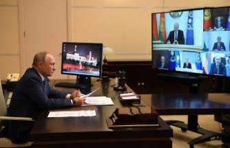 Putin, Paşinyan, Tokayev ve Lukaşenko görüştü