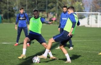 Trabzonspor, Sivasspor maçı hazırlıklarına devam ediyor