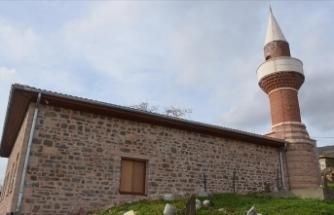 600 yıllık Şarköy-Güzelköy Camisi martta ibadete açılacak