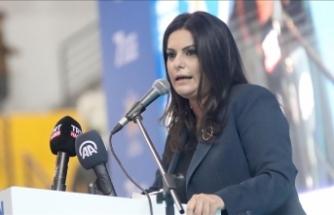 AK Parti Genel Başkan Yardımcısı Sarıeroğlu, Mersin 7. Olağan İl Kongresi'nde konuştu: