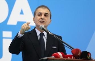AK Parti Sözcüsü Çelik: 2020'ye Kovid'le girdik, 2021'e maalesef vesayet çağrılarıyla giriyoruz