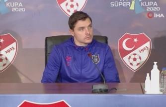 Alexandru Epureanu: 'Yarınki hedefimiz kupaya uzanmak'