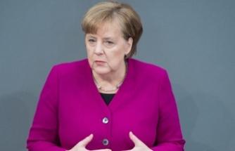 """Almanya Başbakanı Merkel: """"Korona hem zayıf hem de güçlü yönümüzü gösterdi"""""""