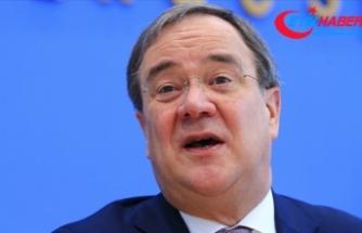 Almanya'da Hristiyan Demokrat Birlik Partisi'nin genel başkanlığına Armin Laschet seçildi