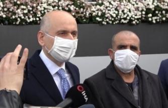 """Bakan Karaismailoğlu: """"Haydutların elinden vatandaşlarımızı kurtaracağız"""""""