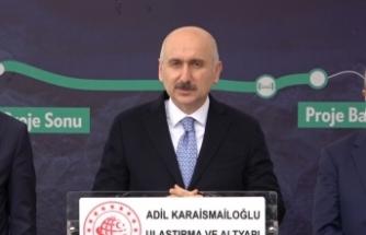 """Bakan Karaismailoğlu: """"Trafik kazalarında yüzde 80 azalma oldu"""""""
