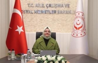 Bakan Zehra Zümrüt Selçuk, koruyucu aile sayısının 6 bini aştığını bildirdi: