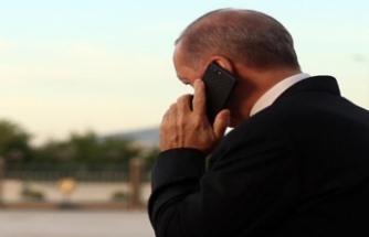 Cumhurbaşkanı Erdoğan, Nijerya'da saldırıya uğrayan geminin kaptanı ile görüştü