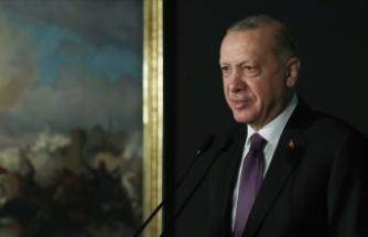 Cumhurbaşkanı Erdoğan, Telegram ve BİP uygulamalarından bugünkü mesaisini paylaştı