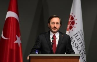 Cumhurbaşkanlığı İletişim Başkanı Altun: Toplumu kutuplaştırma pahasına kirli bir dil geliştiriyorlar