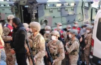 Diyarbakır'da dev uyuşturucu operasyonu: 31 gözaltı