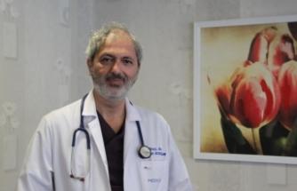 """Dr. Öğr. Üyesi Koçer: """"Aşı, virüse karşı en büyük silah"""""""