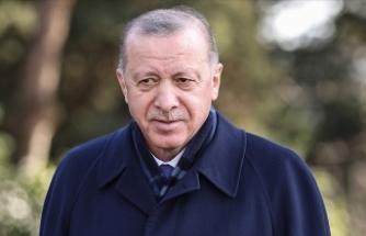 Cumhurbaşkanı Erdoğan, Telegram ve BiP uygulamalarından bugünkü mesaisini paylaştı
