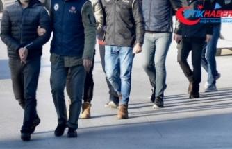 Erzincan merkezli FETÖ operasyonunda 13 zanlı yakalandı