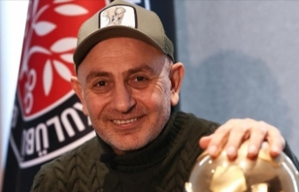 Fatih Karagümrük Kulübü Başkanı Süleyman Hurma'dan stat müjdesi