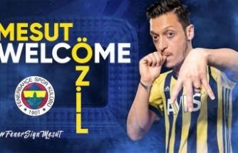 Fenerbahçe, Mesut Özil transferinin ayrıntılarını KAP'a bildirdi