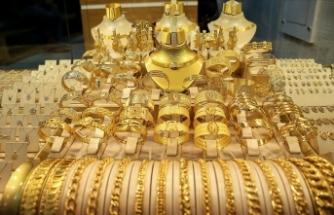 Altının gram fiyatı 533 lira seviyesinden işlem görüyor