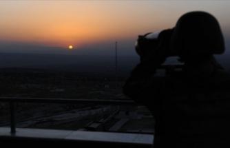 Hatay'da yılbaşı gecesi yakalanan 12 DEAŞ'lı teröristten birinin kırmızı bültenle arandığı belirlendi