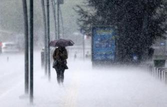 Marmara Bölgesi'nde karla karışık yağmur ve kar bekleniyor
