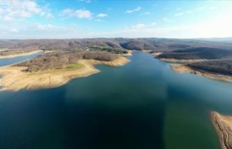 İstanbul'un barajlarındaki su seviyesi yüzde 32,78'e yükseldi