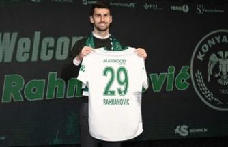 Konyaspor, Boşnak Rahmanovic'i kadrosuna dahil etti