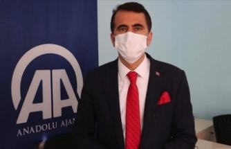 Kovid-19 yenen CHP Hatay Milletvekili Topal: Konuşamaz duruma geldim