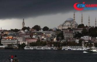 Marmara Bölgesi'nde parçalı ve çok bulutlu hava bekleniyor