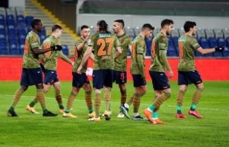 Medipol Başakşehir'in iki haftalık galibiyet serisi sona erdi