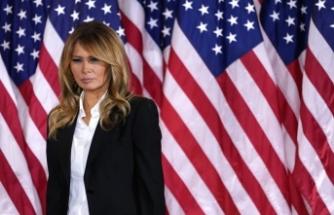 Melania Trump, Beyaz Saray'daki çalışmalarını Florida'da sürdürüyor