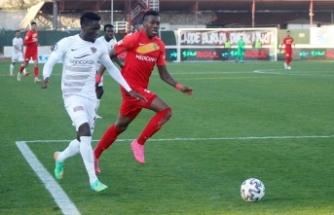 Süper Lig: A. Hatayspor: 1 - Y. Malatyaspor: 2 (Maç sonucu)