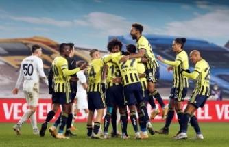 Süper Lig: Fenerbahçe: 3 - Ankaragücü: 1 (Maç sonucu)