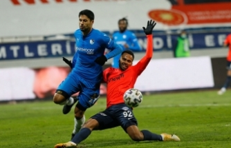Süper Lig: Kasımpaşa: 1 - BB Erzurumspor: 2 (Maç sonucu)
