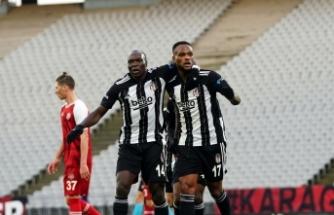 Süper Lig'in en iyi ikilisi: Aboubakar-Larin