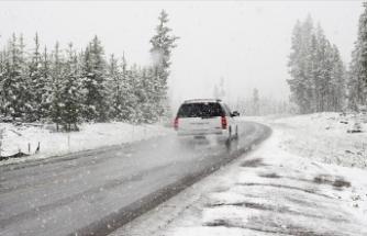 Sürücülere 'hava ve iklim şartlarına göre sürüş tarzı belirleme' tavsiyesi