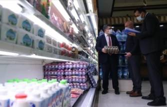 Ticaret Bakanlığı 81 ildeki market, pazar yeri ve hallerde fahiş fiyat denetimi yaptı