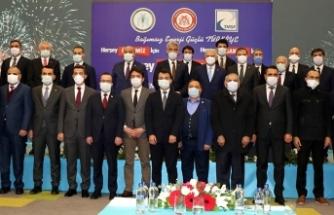 """TMSF Başkanı Muhiddin Gülal: """"FETÖ'den alınan şirketler 65 seviyesinde büyüdüler"""""""