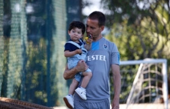 """Trabzonspor: """"Profesyonel futbolcumuz Joao Pereira'nın sözleşmesi karşılıklı olarak feshedilmiştir"""""""