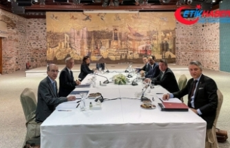 Türkiye ve Yunanistan arasındaki istikşafi görüşmelerin 61. turu yapıldı