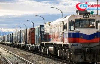 Ulaştırma ve Altyapı Bakanlığı: Türkiye-İran demir yolu taşımacılığında hedef 1 milyon ton yük