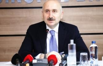 Ulaştırma ve Altyapı Bakanı Karaismailoğlu: 5B uydusunu bu yılın ortalarında uzaya fırlatmayı planlıyoruz