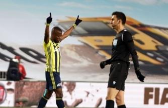 Valencia'dan 1 gol, 1 asist