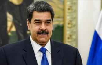 Venezuela Devlet Başkanı Maduro: ABD ile yeni başlangıç yapmak istiyoruz