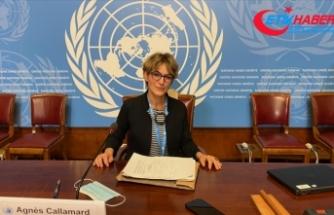 BM raportöründen ABD'ye Suudi Arabistan Veliaht Prensi'ne yaptırım çağrısı